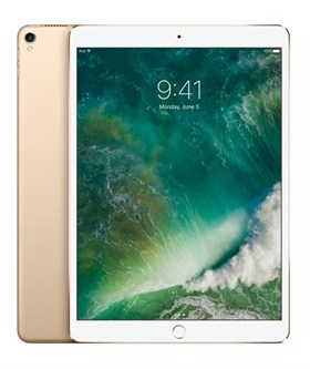 10.5-inch iPad Pro Wi-Fi + Cellular 64GB - Gold