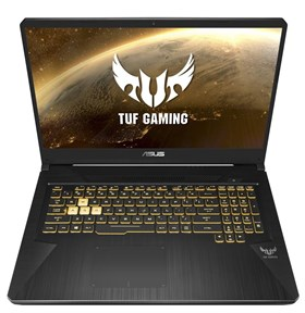 "ASUS FX705DU-AU037-Gaming 17.3 AMD Ryzen 7-3750H Processor 2.3GHz (6M cache, up to 4.0GHz)Optimus GDDR6 6GB  DDR4 2666 8GB ""PCIE NVME 128G M.2 SSD ""PCIE 128G M.2 SSD Freedos"