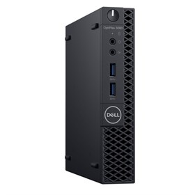 Dell OptiPlex 3060MFF i3-8100T 4GB 500GB UBUNTU