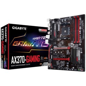 Gigabyte AX370-Gaming S+V+GL DDR4 AM4 (ATX)