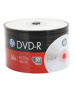 HP DME00070-3 DVD-R 4.7GB 50li Spindle