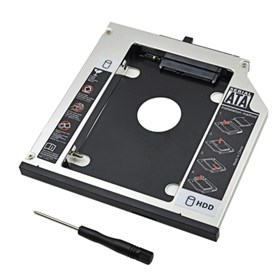 Hiper HD401 9.5mm Notebook Slim Sata HDD Kızak