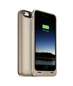 Mophie Juice Pack for iPhone 6sP -Gold