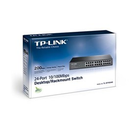 TP-Link TL-SF1024D 10/100Mbps 24Port Switch