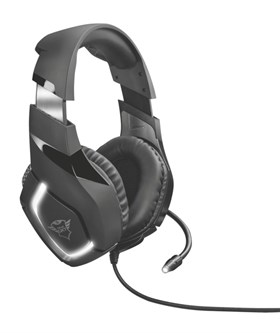 Trust 22338 GXT 380 Doxx Illuminated Gaming Headset