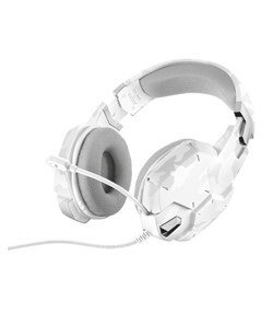 Trust GXT 322W GAMING HEADSET - WHITE CAMOUFLAGE