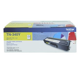 Brother DCP-9055CDN Sarı Orjinal Toner