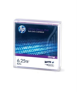 HP C7976B Ba-Fe Data Kartuş (LTO6)
